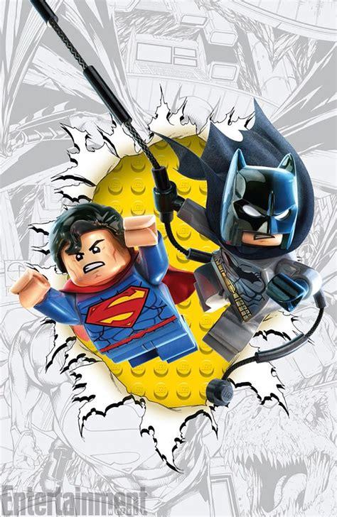 Kaos Justice League Dc 3 Batman Superman Wonderwoman see batman superman and go lego lego batman and