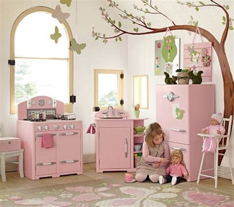 pink retro kitchen collection 18 best kid stuff i m buying bought images on pottery barn baby and