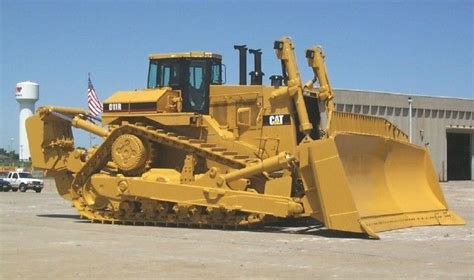 Bulldozers The Came Employing 2 by Cat D11r Dozers Jarp Equipment