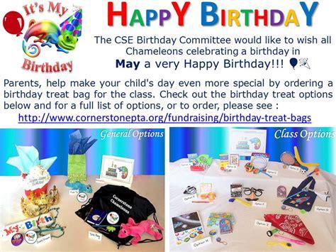 Fbisd Background Check Cse Birthday Treat Bags