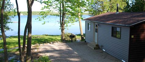 cottage rentals tobermory summer house park cing and cottage rentals near