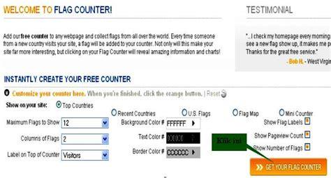 cara membuat visitor blog banyak cara membuat gatget visitor pada blog ventana de la ciencia