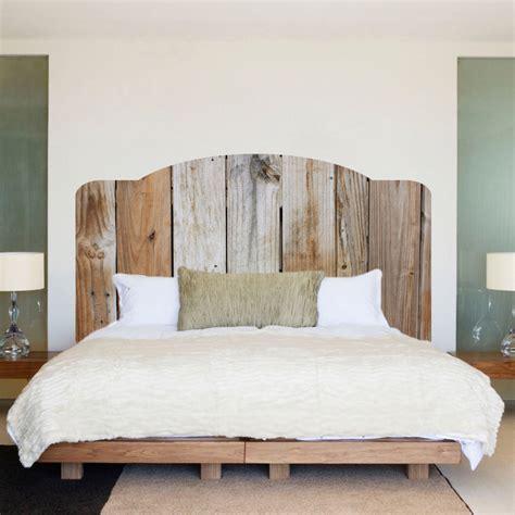 fabriquer une tete de lit en bois de palette tete de lit en planche awesome mobilier maison tete de