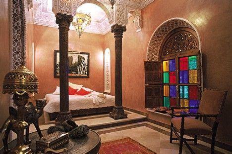 Moroccan Bedroom Furniture Uk Spa Report La Sultana Hotel And Spa Marakkesh Morocco Beautiful Furniture And