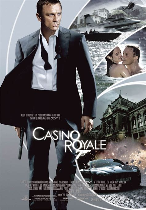 film james bond film casino royale poster 5