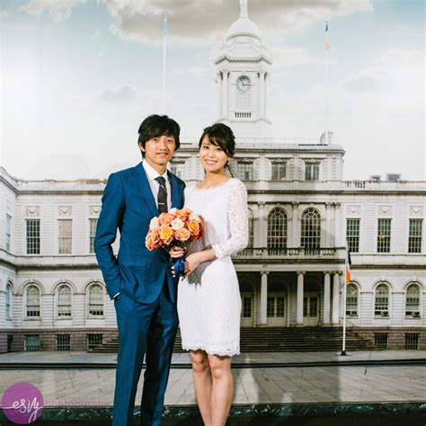 New Wedding Pictures by Nyc City Wedding Natsumi Hansen