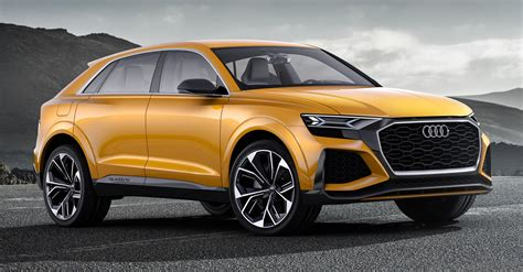 Audi Suv by Audi Q4 And Q8 Confirmed New Suv Models Soon