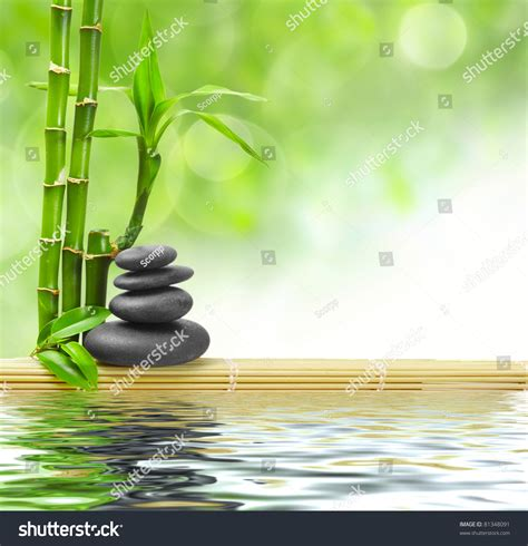 imagenes zen spa concept zen basalt stones stock photo 81348091
