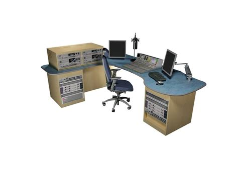 L Shaped Studio Desk Hollow L Shaped Home Office Desk In Office Desks L Shaped Desk With Hutch