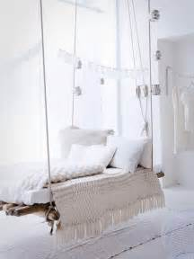 How To Make A Hanging Bed Frame Suspended In Style 40 Rooms That Showcase Hanging Beds