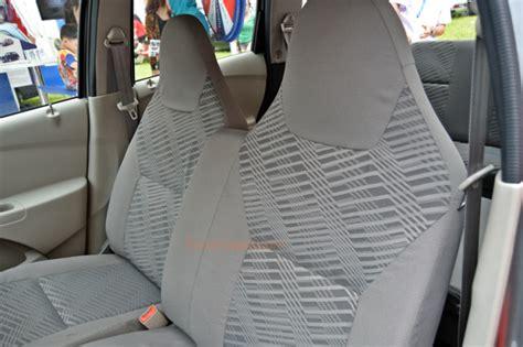 Jok Mobil Untuk Balita impression datsun go panca mivecblog