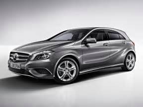 Mercedes Dealer Mercedes A 200 Technical Details History Photos On