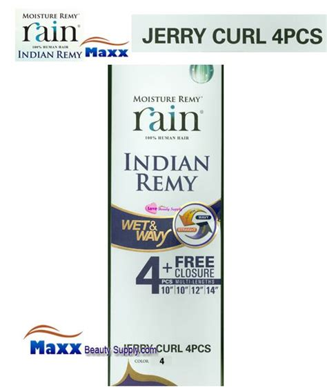 rain remy jerry curl hair beuty store 21239 rain moisture remy indian remy jerry curl 4pcs 89 99