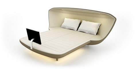 Bed Tech by High Tech Bed Concept Home Design Garden Architecture Magazine