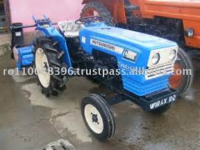 Mini Tractor Mitsubishi Mini Tractor De Granja Mitsubishi D1800 Tractores