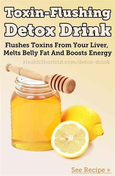 Water And Lemon To Detox Liver by What Is The Best Recipe For A Drink That Detoxes Your