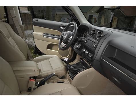 Jeep Patriot Interior Dimensions by 2011 Jeep Patriot Prices Reviews And Pictures U S News