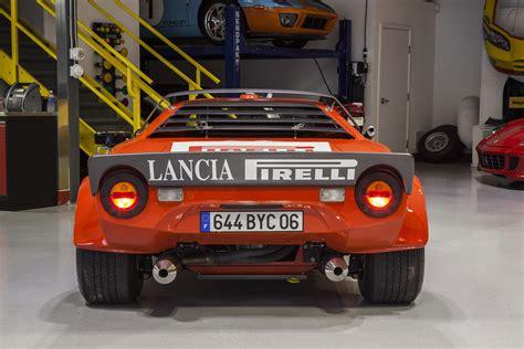 Lancia Delta Stratos Lancia 037 Stratos Delta Integrale Pictures Evo