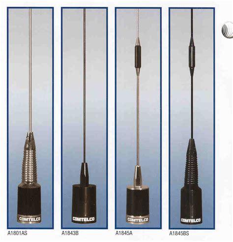 vhf mobile antenna economy 2 way distributors inc comtelco mobile antennas