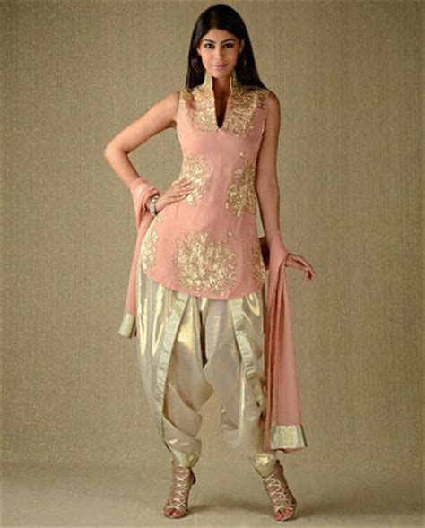 Home Design 3d Gold Difference by Punjabi Suits Neck Design 2014 Party Wear New Fasion