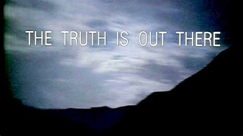 screenheaven the x files ufo quotes text desktop and
