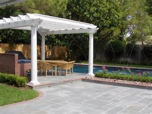 Houston Pergola by Arbors And Pergolas Traditional Pool Houston By