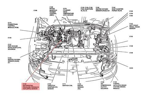 ford  vacuum diagram