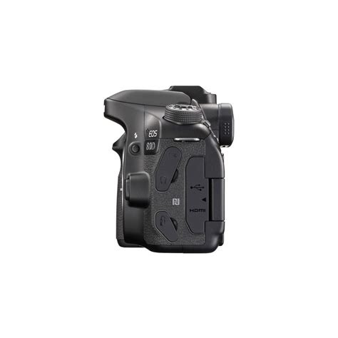 canon eos slr canon eos 80d 24 2 mp slr only