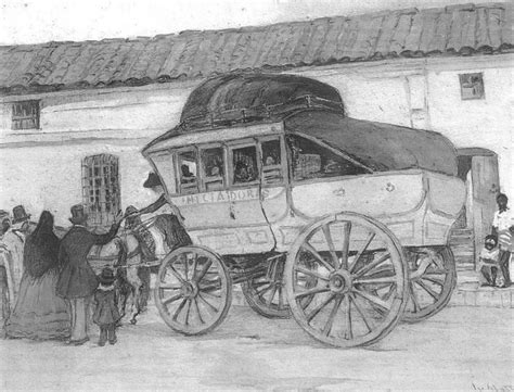 fotos de carretas de epoca la aventura de viajar antes del tren la gaceta