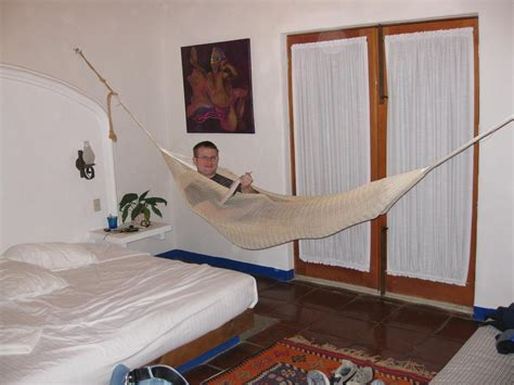 bedroom hammocks malinalco with the visiting nebraskans midwesterner in