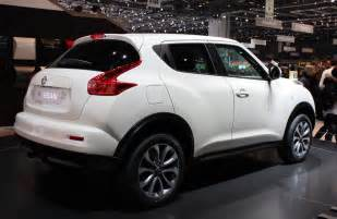 Nissan Junk The Nissan Juke Small Crossover With Big Personality