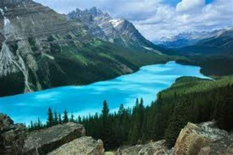 peyto lake alberta canada   amazing lake