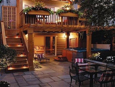 the 20 best useful deck floor plans beautiful get free do second floor deck with stairs back yard front yard
