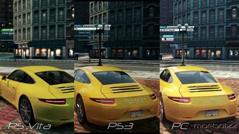 Ps Vita Need For Speed Most Wanted need for speed most wanted psvita ps3 pc info