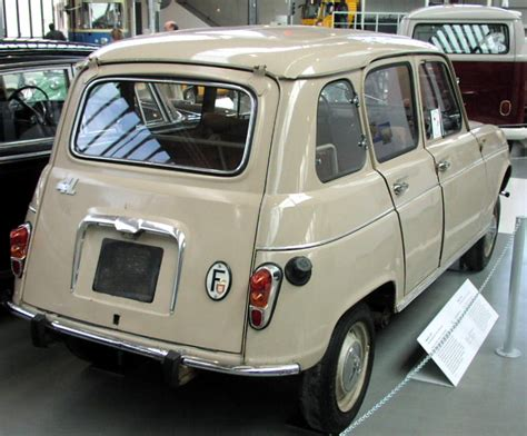Modification De Renault 4 by Renault 4 L Best Photos And Information Of Modification