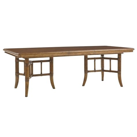 Island Dining Table Bahama Bali Hai Fischer Island Dining Table In Warm Brown 593 876c