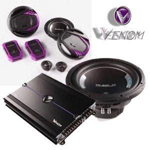 Terbatas Power Venom Diablo Vo 406 paket audio mobil murah jual paket audio mobil sq sql