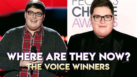 the voice winners where are they now tessanne chin and where are they now the voice winners seasons 6 10