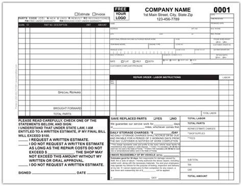 Florida Auto Repair Invoice Template 11 Latest Tips You Ibrizz Com Florida Auto Repair Invoice Template