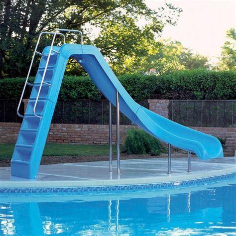 scivolo da giardino usato scivoli da piscina piscine vari tipi di scivoli per