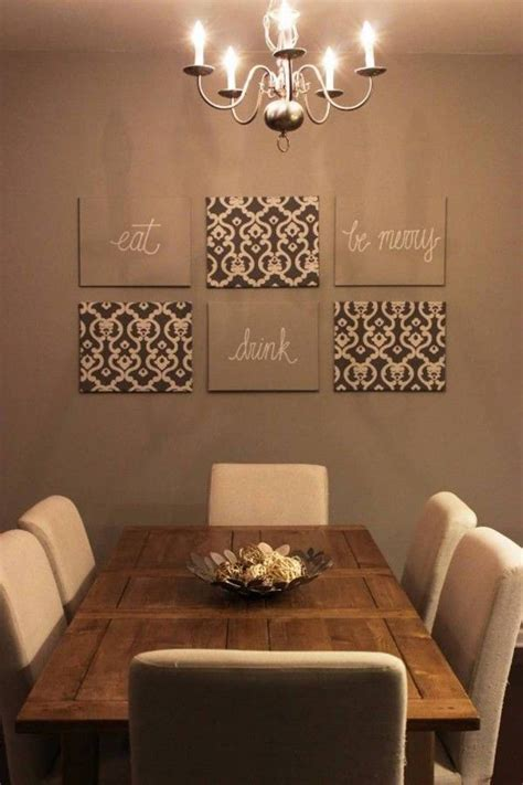 Wall Decoration For Dining Room by 25 Best Decorating Large Walls Ideas On Large