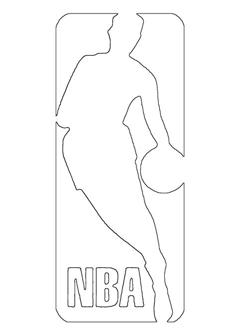 nba coloring pages nba logos nba logo coloring pages