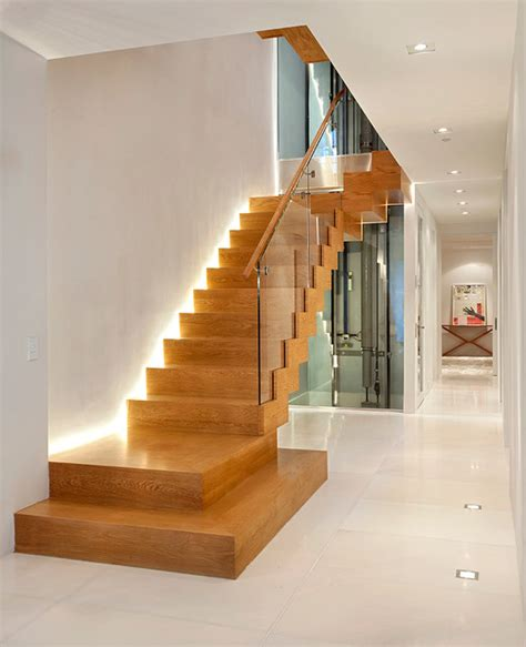 Modern Staircase Design Contemporary Staircase