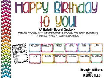 Student Birthday Card Template by Best 25 Student Birthdays Ideas On Student