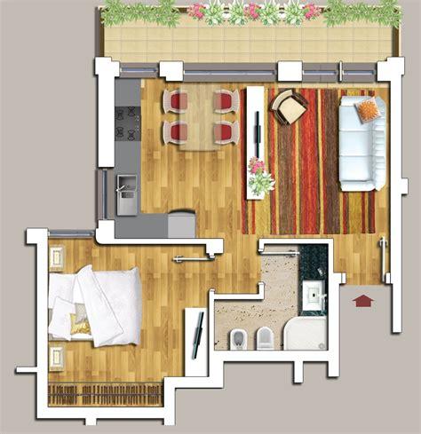 appartamento a roma centro bilocale in vendita a roma centro n 8 di 55 mq