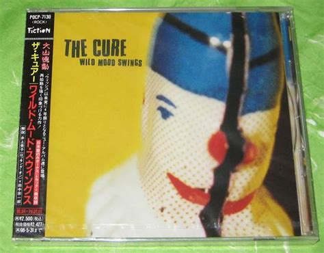 cure for mood swings cure wild mood swings records lps vinyl and cds musicstack