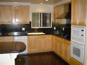 Raw Kitchen Cabinets maple wood kitchen cabinets yummy raw kitchen