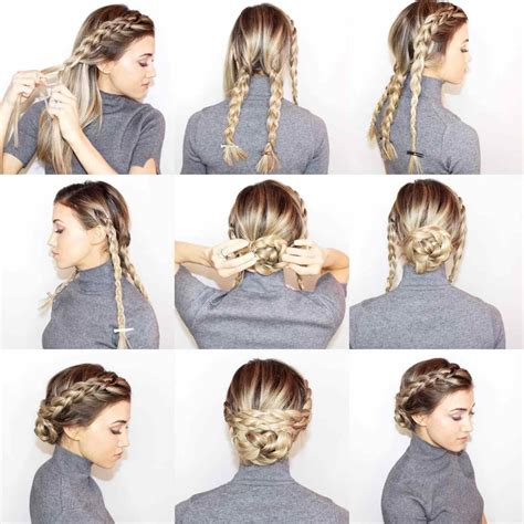 hairstyles for to do themselves easy hairstyles for to do themselves step by hair