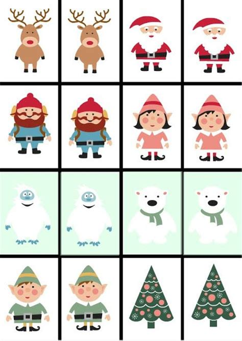 memory card games free printable 1000 ideas about memory games on pinterest counting