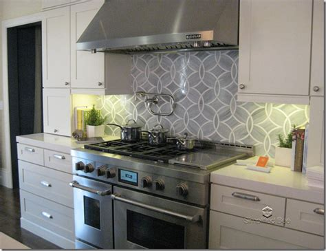 kitchen stove backsplash stylish bitz moroccan love